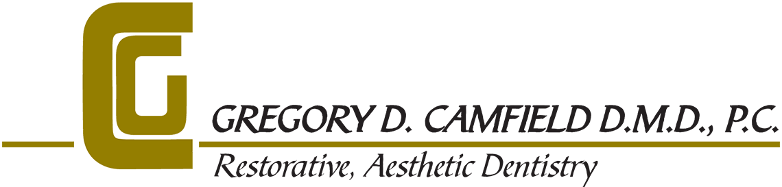 Gregory D. Camfield D.M.D., P.C. Logo